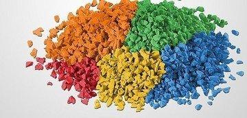 Gummigranulatböden